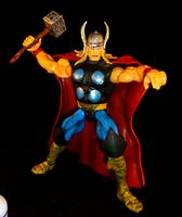 Marvel Legends Series 3: Thor - Loose Action Figure